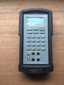 Martel Ptc 8001 Temperature Calibrator Thermocouple Frequency Works Fine