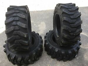 4 12 16 5 Hd Skid Steer Tires Camso Sks532 12x16 5 Xtra Wall for Bobcat More