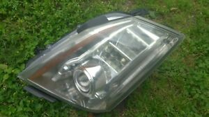 08 Cadillac Cts Driver Left Side Hid Xenon Headlight P n 25897359