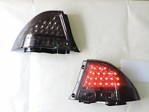 New Led Smoke Tail Lights Rear Lamp For Is200 Is300 1998 2005 Lexus Altezza