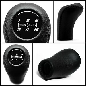 Shift Knob Mugen 5 Speed For Fit Prelude Accord Integra Crx Civic Del Sol Jazz