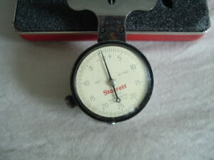 Starrett Dial Depth Gage 643jz