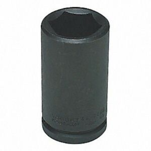 Wright Tool 69 41mm 41mm 3 4 Drive 6 Point Deep Impact Socket usa Made