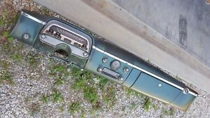 1950 s Dash For A Rat Rod
