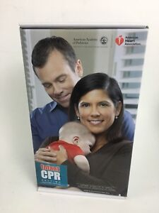 Infant Cpr Anytime Dummy Manakin Mannequin Academy Of Pediatrics Aha New Nib Nn