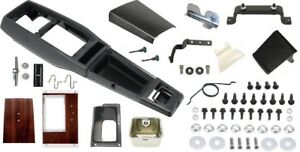 1969 Camaro Console Kit Unassembled For 3 Speed Manual Transmission
