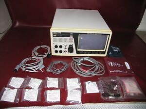 Criticare 1100 3 Anesthesia Monitor With Co2 And Accessories