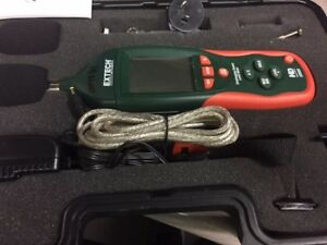 Extech Digital Data Logging Sound Level Meter Hd600