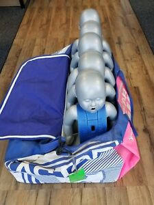 Actar 911 Infantry 5 pack Infant Cpr Training Mannequin Doll Rescue Gear