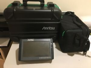 Anritsu Mt1000a Network Master Pro Mint Condition