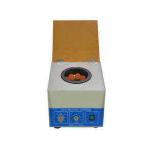 New 8 50ml Electric Benchtop Centrifuge Lab Medical Practice Ld 5 Laboratory