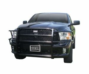 Ranch Hand Legend Series Black Grille Guard For 2009 2016 Dodge Ram 1500