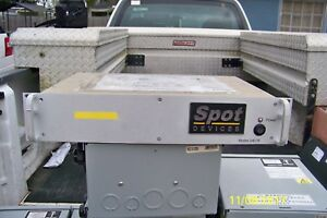 Spot Devices Sc320rm Traffic Control Systems Controller Box
