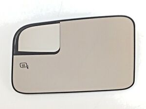 2009 2011 Ford Edge Left Driver Side View Power Adjust Heated Mirror Glass Oem