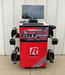 Ranger Crt380r Digital Wheel Alignment Machine With Ccd And Bluetooth