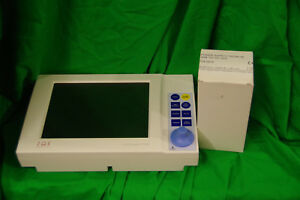 Zoe Medical Nightingale Ppm2 Monitor Used With Stand spo2 nibp Patient Ready