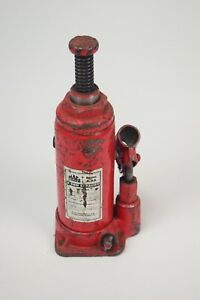 Vintage Mac Tools 6 Ton Hydraulic Bottle Jack