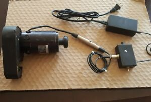Emco Unimat 3 Lathe Dc Motor And Controller High Torque Low Speed