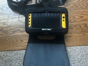Trimble Yuma Tablet Rugged Handheld Computer Pc 5817 yuma Reconditioned W case