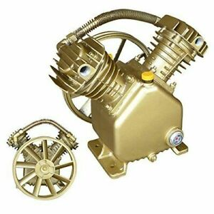 Turbo Replacement Air Compressor Head Pump 5hp