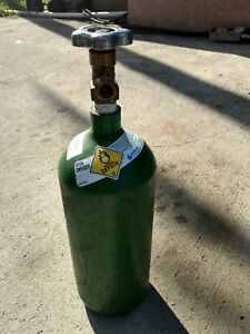 20 Cf Welding Cylinder Tank Bottle For Oxygen Brand New 20cf 540