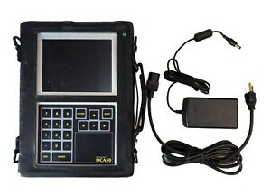 Dli Watchman Dca50 Real time Analyzer Data Collector W case Batteries screen