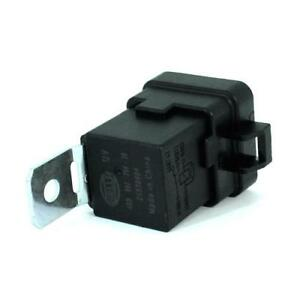 2pk Hella 7794307 Skirted Mini Relay 20 40a 12v Spdt
