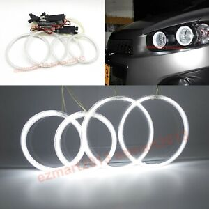 Ccfl Halo Rings For Chevrolet Aveo Sonic T300 11 14 Car Headlight Angel Eyes Drl
