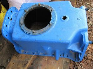 Fordson Dexta Oil Pan