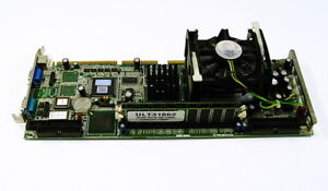 Advantech Pca 6186 Sbc Single Board Computer