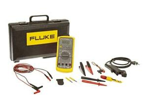Fluke 88 V a Kit Automotive Multimeter Combo Kit