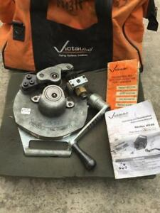 Victaulic Ve46 Roll Groover 3 1 2 6 Ve 46 Pipe Ridgid 300 915 975