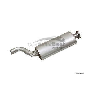 One New Starla Exhaust Muffler Rear 15160 8822223 For Saab 9000