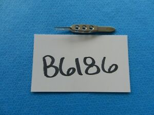 Katena Surgical Ophthalmic Bishop harmon Forceps K5 3550