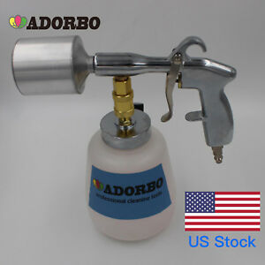 Adorbo Car Washing Cleaning Air Foam Gun Soap Shampoo Sprayer Us Version