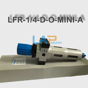 1pc New For Festo Lfr 1 4 d o mini a Solenoid Valve