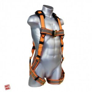 Construction Roofing Safety Harness Fall Protection Climbing Gear Tree Xxxl New
