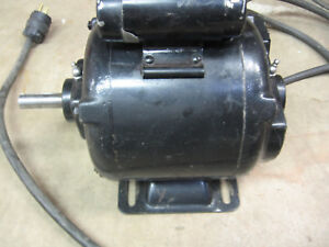 South Bend 9 Lathe Electric Motor 1 2 Hp Ball Bearings Large Frame W switch