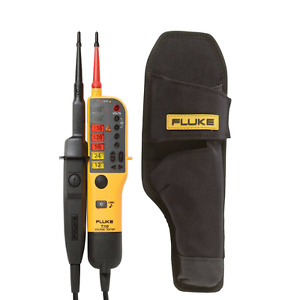 Genuine Fluke T110 Voltage Continuity Tester H15 Holster Case 2019 Edition