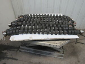 Couse Hinds Ser Lr107 Limberoller Troughing Return Roller For 48 Belt Lot Of 8