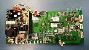 Washer Control Board For Continental Girbau P n 327601 Used As Is