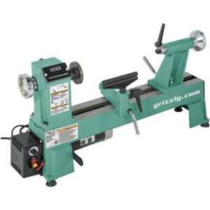 T25920 12 X 18 Variable speed Wood Lathe