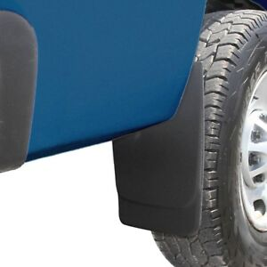 Mud Flaps Universal Mud Guards Splash Guards Pair For Front Or Rear 2 Piece