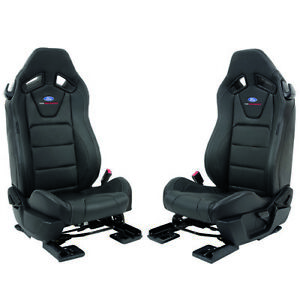 2018 Mustang Ford Performance Logo Recaro Seat set mustang Gt V6 And Ecoboost