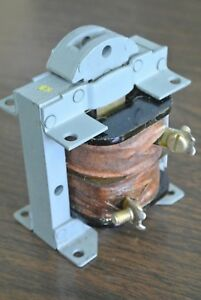 Ge Cr9503209cab202 Solenoid 110v 60hz Pull Form New Surplus