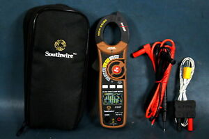 Southwire 21050t 400a Digital Clamp Meter