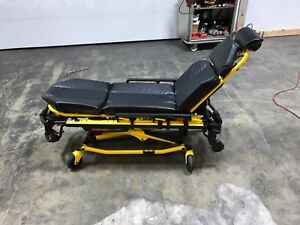New Stryker 6506 Power Pro Xt Ambulance Stretcher