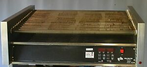 Used Star Grill Max Pro 75sce Hot Dog Roller Grill Excellent Free Shipping