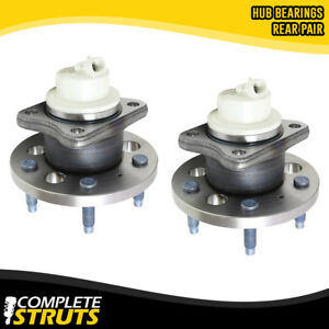 Rear Wheel Hub Bearing Assembly Pair W Abs Oem Skf 00 07 Chevrolet Monte Carlo