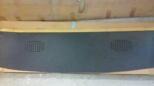 1968 72 Pontiac Gto chevelle Standard Package Tray With Speaker Holes